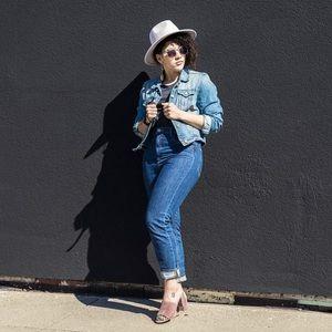 Denim - ASOS Farleigh High Waist Mom Jeans
